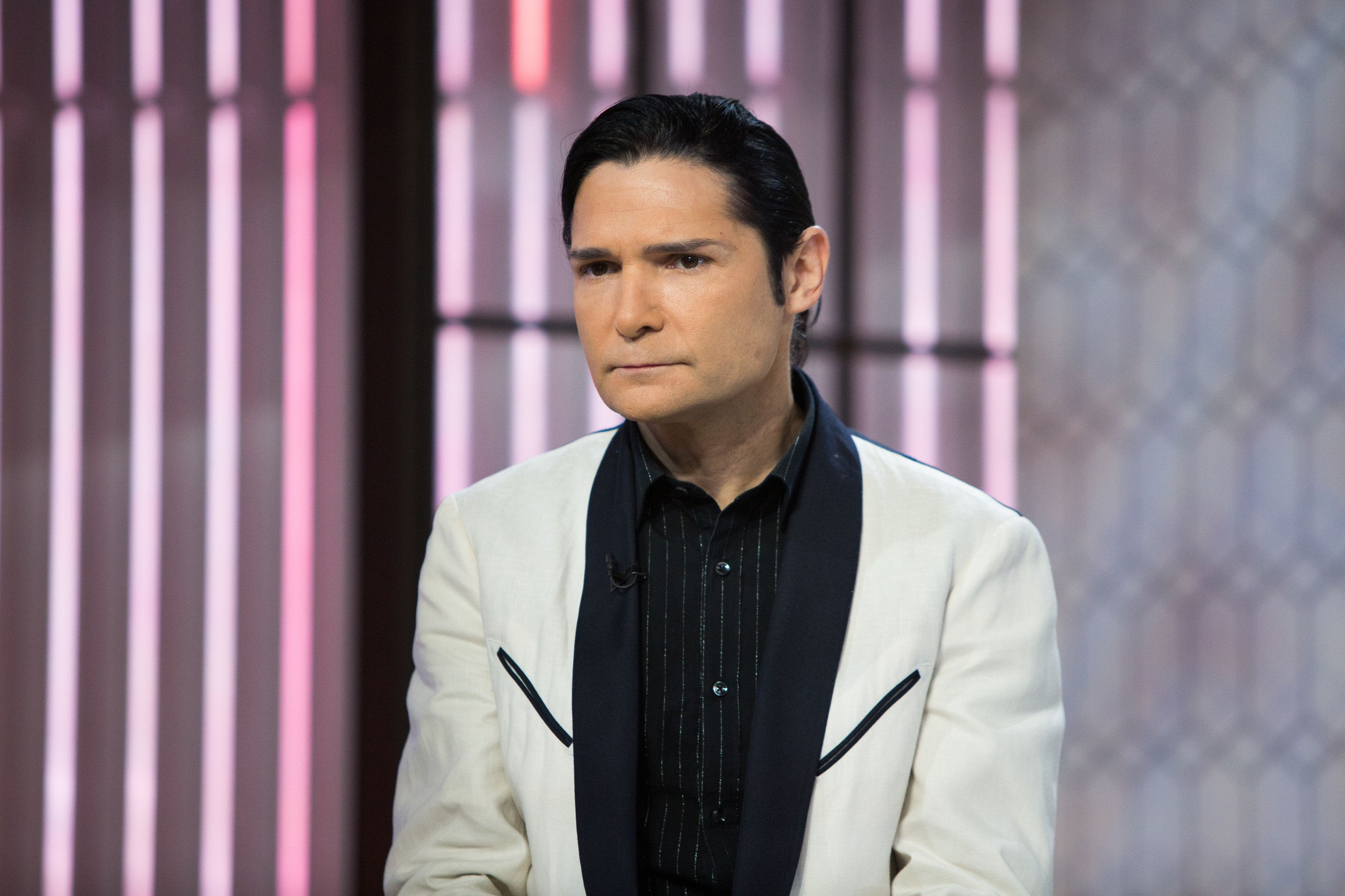 Audio found of Corey Feldman naming alleged Hollywood paedophiles in 1993