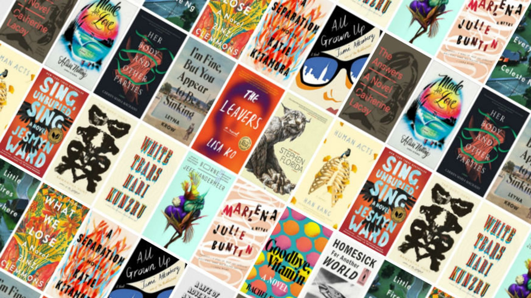 The Best Fiction Books Of 2017 | HuffPost