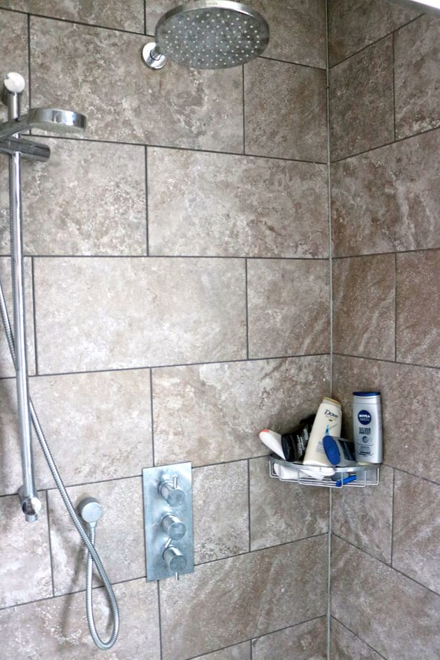 Barons Court Project fundraised to finance a revamped shower. 'It's like a hotel,' Mo told