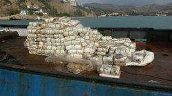 «Βατραχάνθρωποι» του Λιμενικού σε ρυμουλκό με κάνναβη αξίας 70 εκατ.