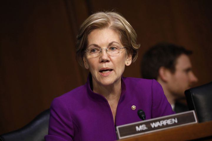 Sen. Elizabeth Warren aims to reduce corporate power over the economy and politics.