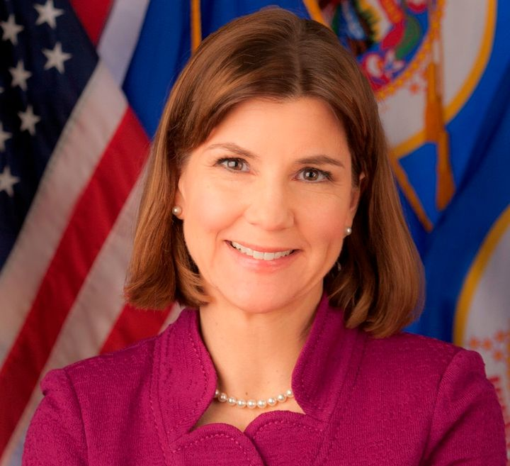Minnesota Attorney General Lori Swanson was among the state attorneys general to take on President Donald Trump over the trav
