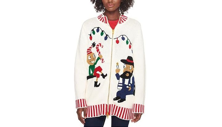15 Ugly Holiday Sweaters Youll Actually Kinda Love Huffpost Life