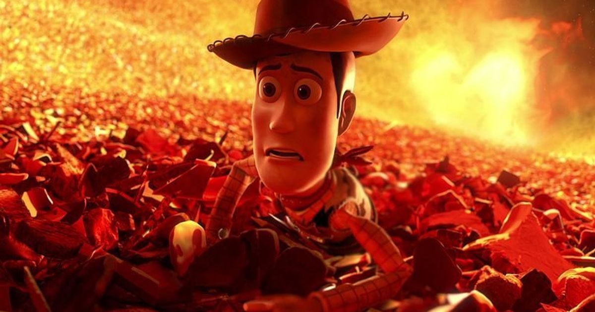 There Was An Even Darker Version Of Toy Story 3 Huffpost Canada