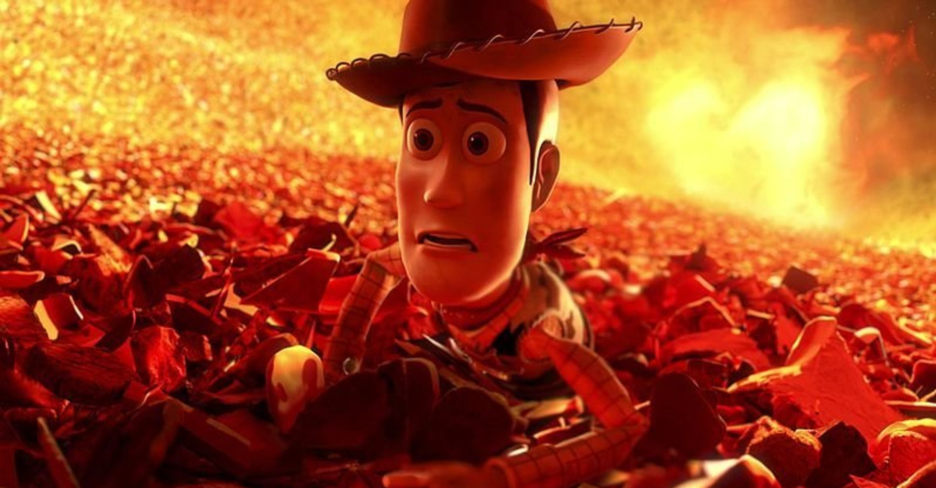 there was an even darker version of toy story 3 huffpost
