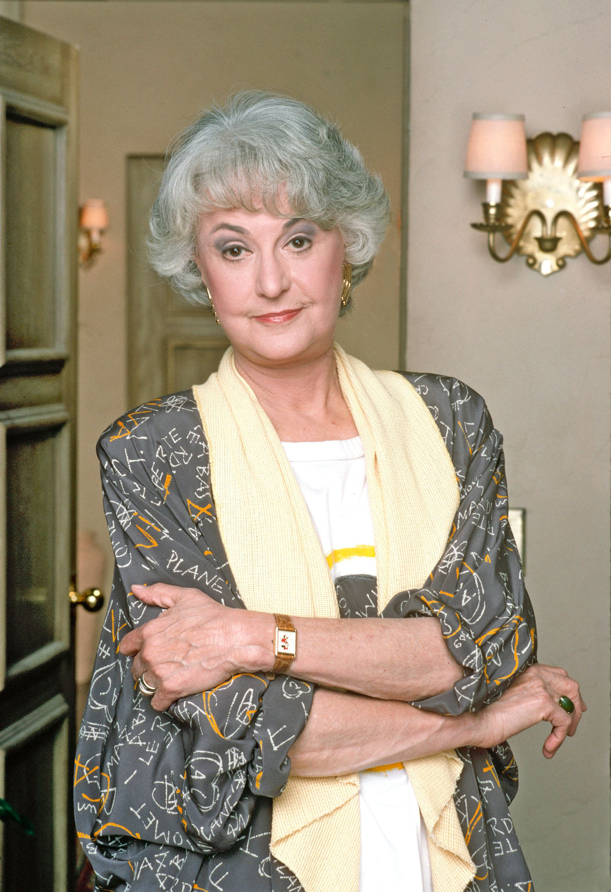 """Golden Girls"" star Bea Arthur was a staunch LGBTQ rights advocate during her lifetime."