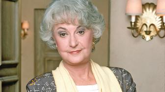 UNITED STATES - APRIL 03:  THE GOLDEN GIRLS - 9/14/85 - 9/14/92, BEA ARTHUR (Dorothy),  (Photo by ABC Photo Archives/ABC via Getty Images)