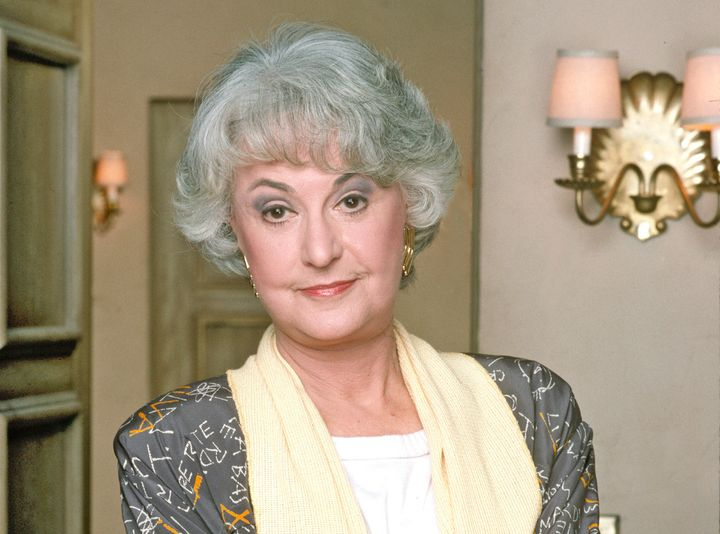 """""""Golden Girls"""" star Bea Arthur was a staunch LGBTQ rights advocate during her lifetime."""