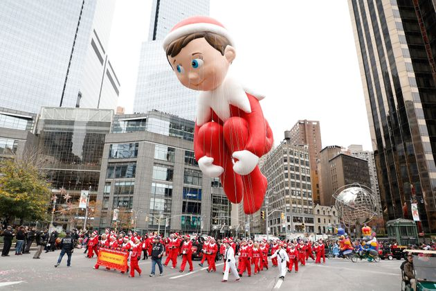 The Elf on the Shelf is a global phenomenon and has appeared in the Macy's Thanksgiving Day...