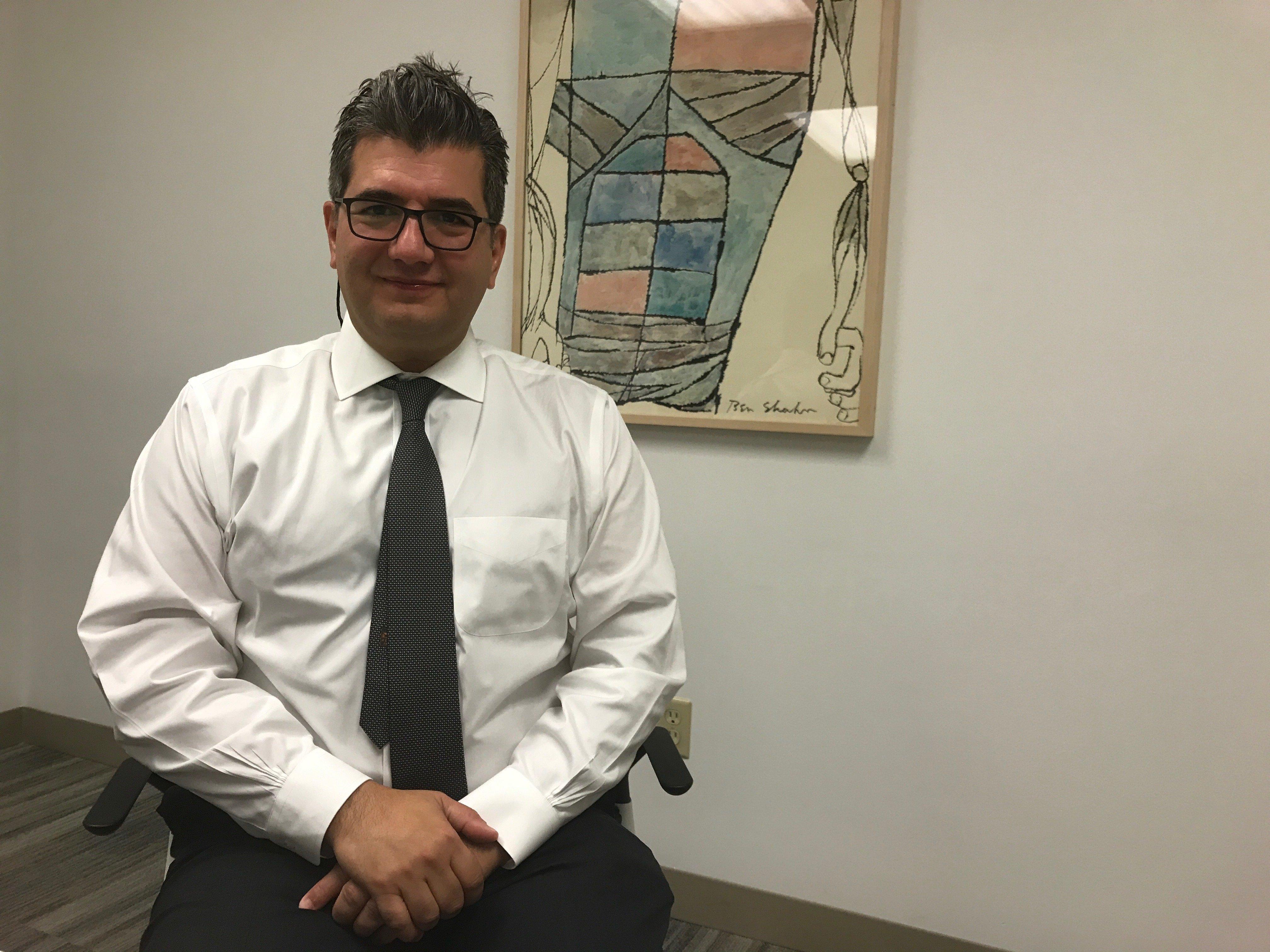 Dr. Maurice Garcia established theTransgender Surgery and Health Program atCedars-Sinai Medical Center in Los Ang