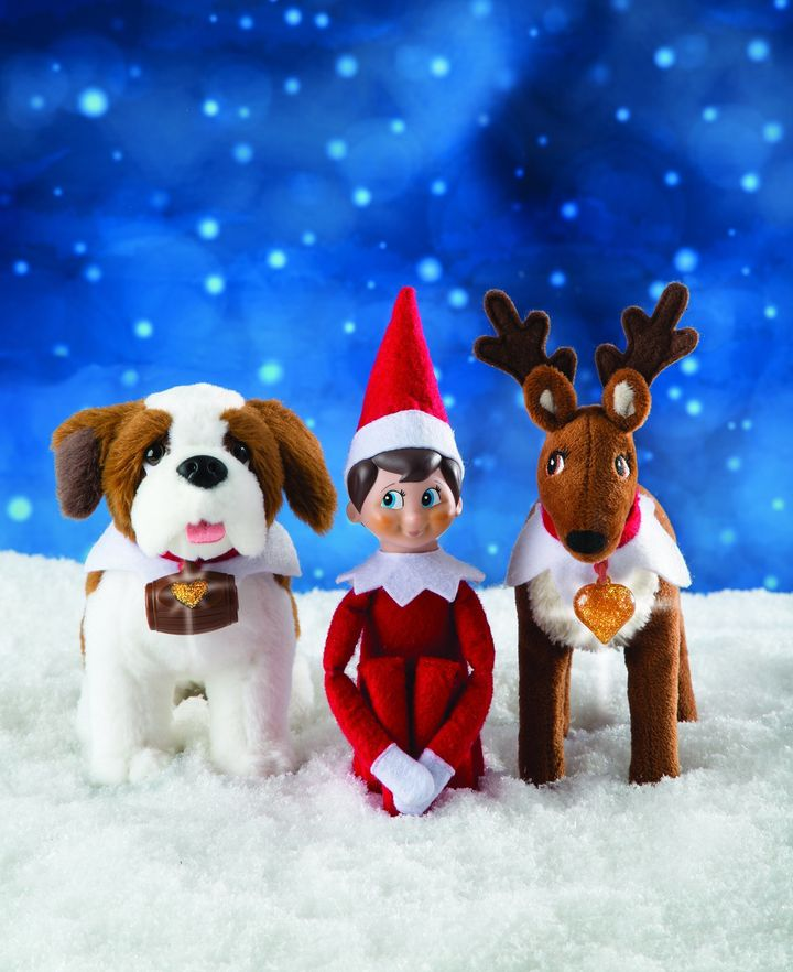 They company introduced Elf Pets in 2014.