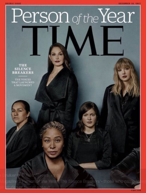 You May Have Missed The 6th Woman On Time's Person Of The Year Cover