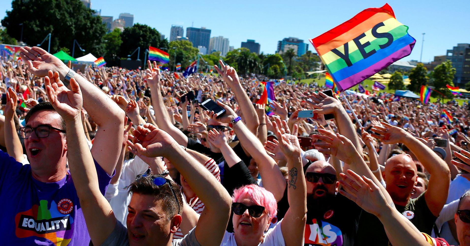 same sex marriage australia parliament members in Newport News