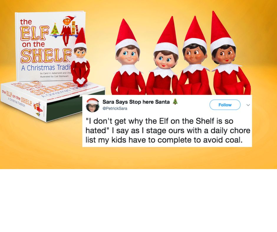 The Strange And Sweet History Of The Elf On The Shelf