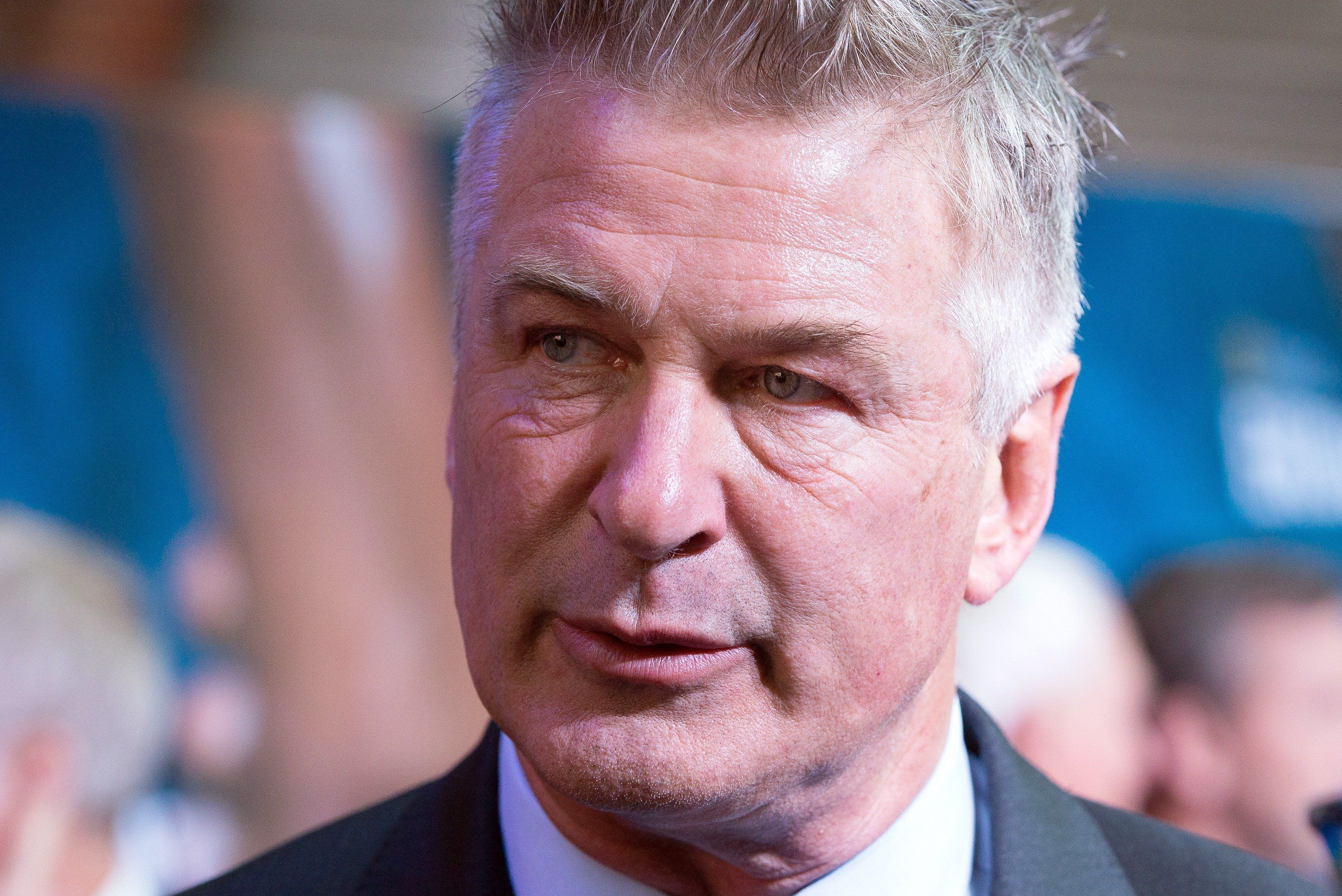 NEW YORK, NY - OCTOBER 04:  Alec Baldwin attends the National Geographic Encounter Blue Carpet VIP Preview Celebration on October 4, 2017 in New York City.  (Photo by Mike Pont/WireImage)