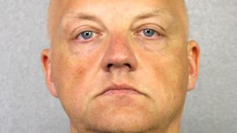 FILE PHOTO: Volkswagen executive Oliver Schmidt, charged with conspiracy to defraud the United States over the company's diesel emissions scandal is shown in this booking photo in Fort Lauderdale, Florida, U.S., provided January 9, 2017.   Courtesy of Broward County Sheriff's Office/Handout via REUTERS   ATTENTION EDITORS - THIS IMAGE WAS PROVIDED BY A THIRD PARTY.