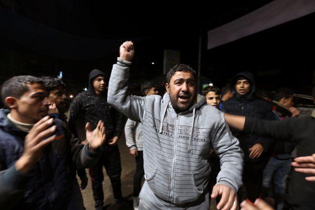 Γενική απεργία και κινητοποιήσεις στην Παλαιστίνη κατά του