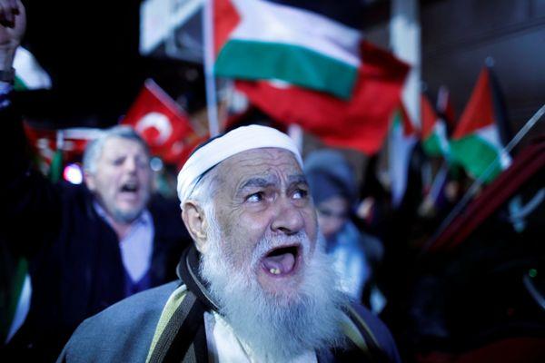 Istanbul, December 6, 2017.