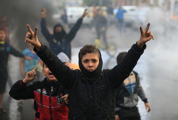 Gaza City, December 7, 2017.