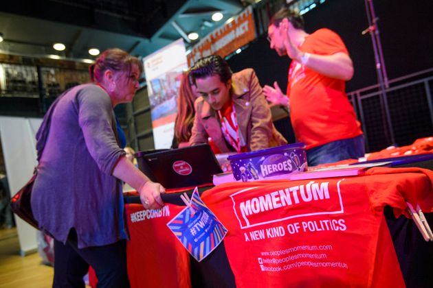 Momentum Investigated By Electoral Commission Over Alleged Breach Of General Election Spending