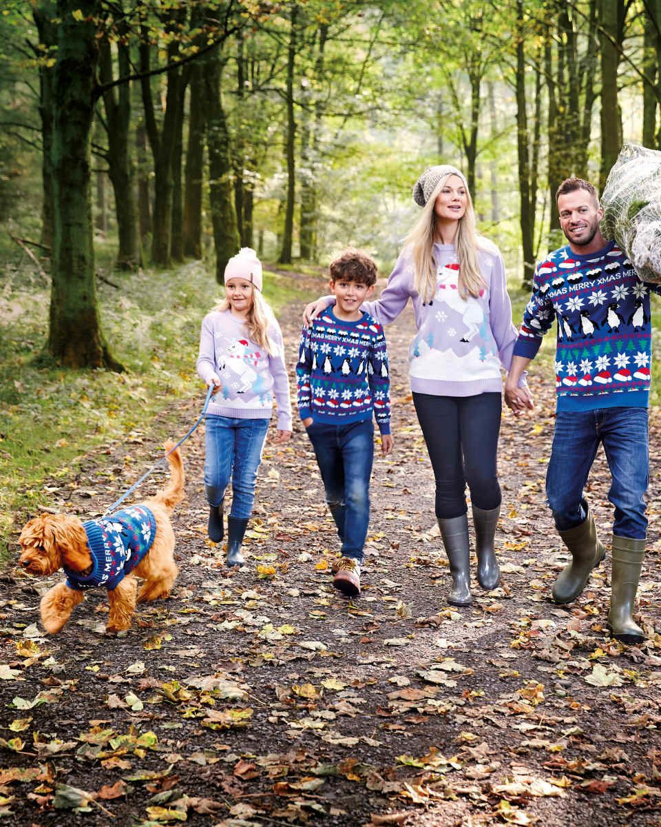 Aldi Is Leading The High Street Pack With Christmas Jumpers For