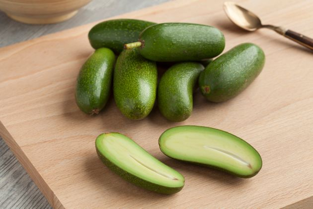Holy guacamole! Marks and Spencer starts selling stoneless 'cocktail' avocados