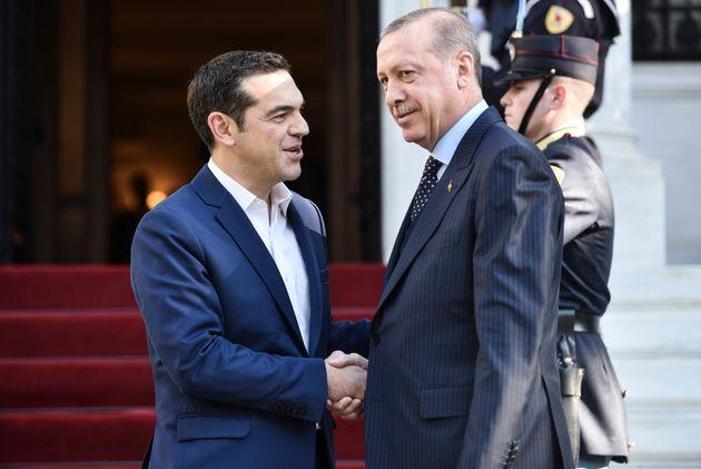 Η επίσκεψη Ερντογάν στην