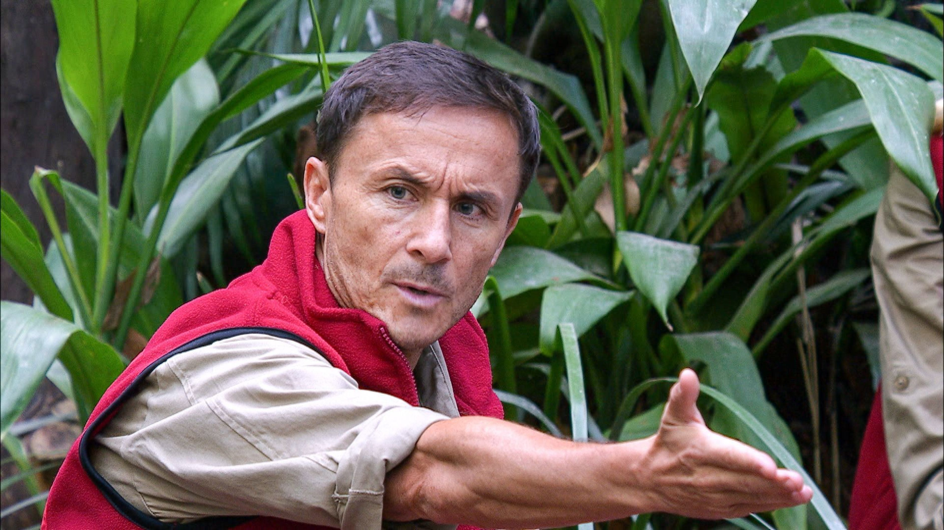 'I'm A Celebrity' Fans Call For Dennis Wise To Be Removed Over Iain Lee Bullying