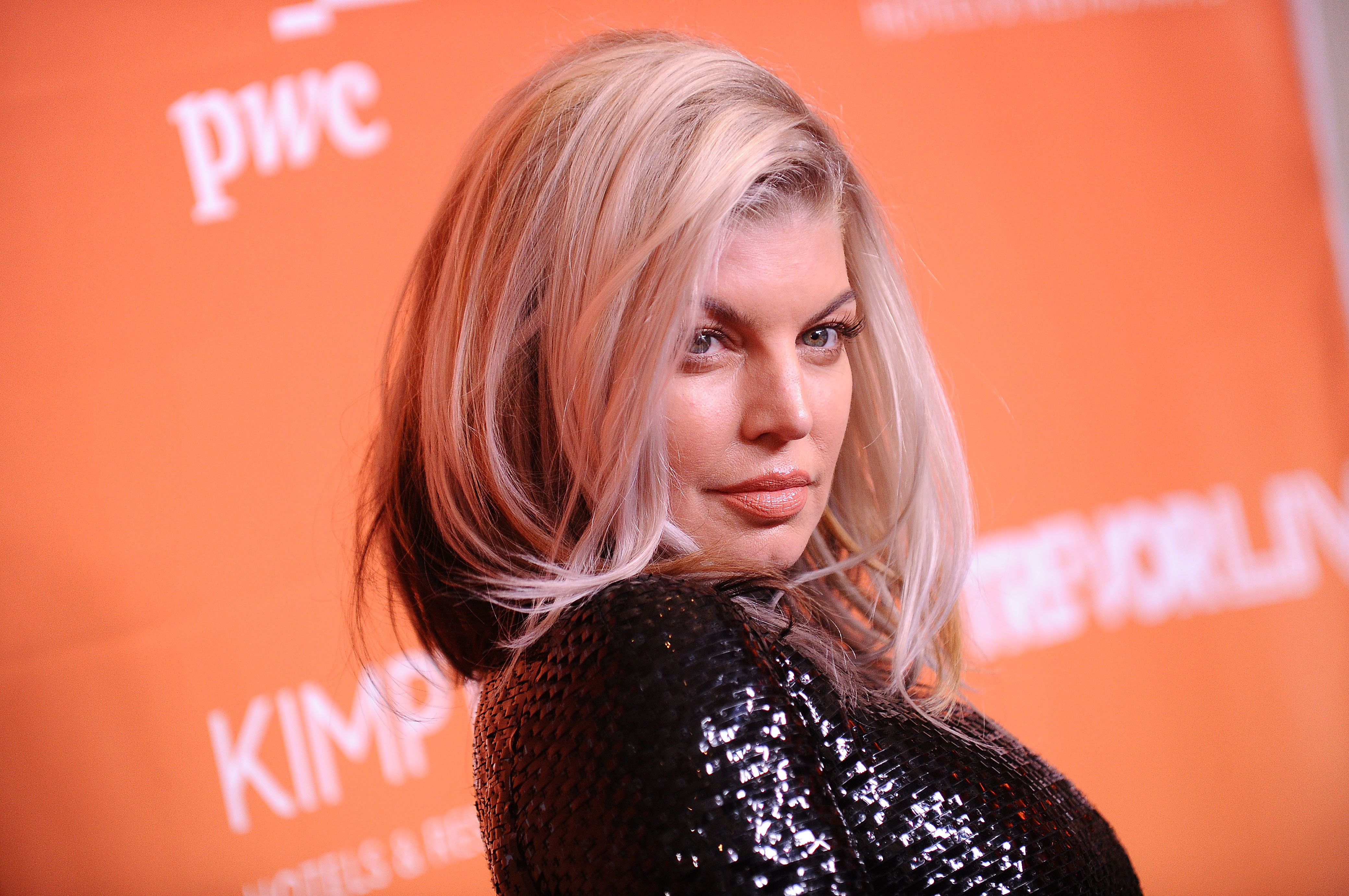 "Fergie says her ""freeing moment"" happened during a paranoid episode in church."