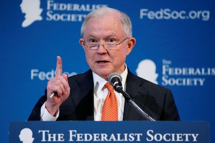 Attorney General Jeff Sessionsis interfering with state-level reforms to civil asset forfeiture and marijuana laws.