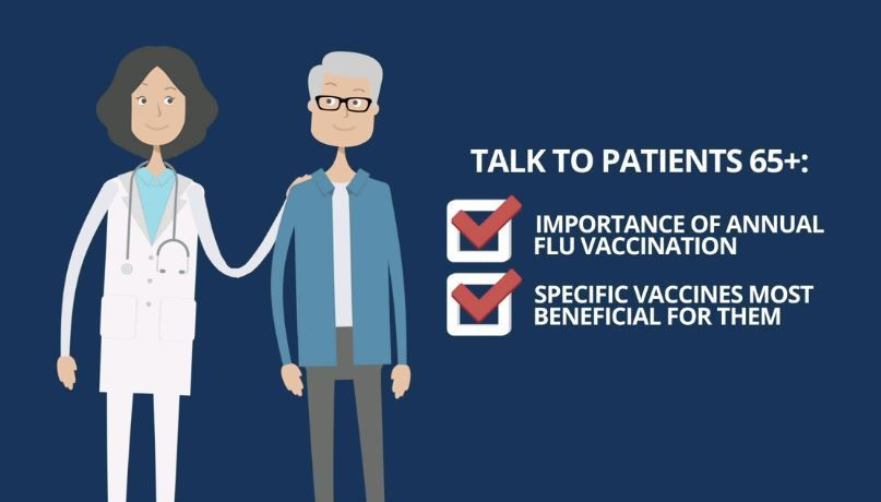 Help keep the flu off the holiday party guest list: Get vaccinated