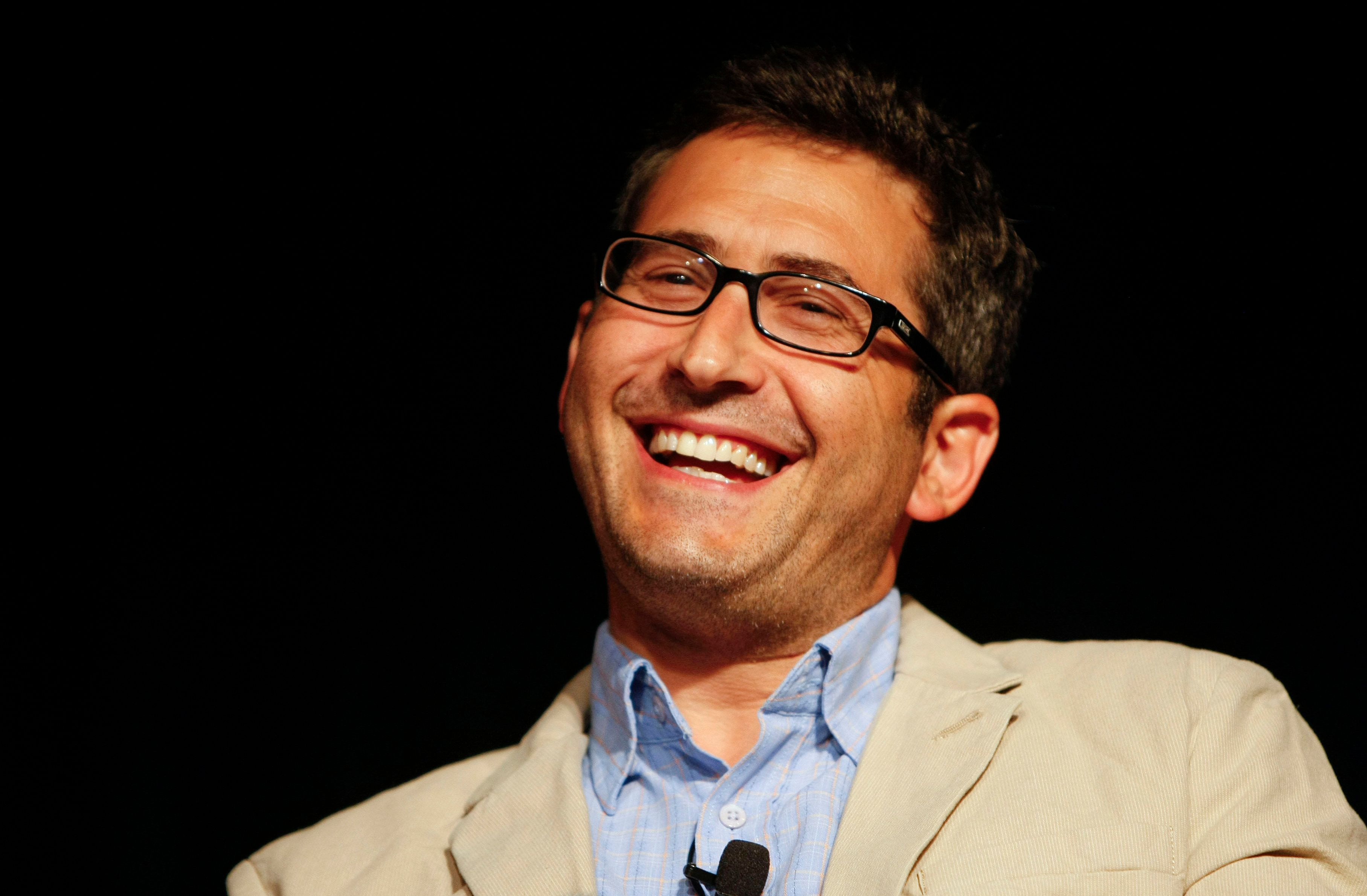 ASPEN, CO - JULY 11: Sam Seder attends Comedy Art festival presents: 'The News Has No Clothes' on day 6 of Aspen Ideas Festival 2010 on July 11, 2010 in Aspen, Colorado. (Photo by Riccardo S. Savi/WireImage)