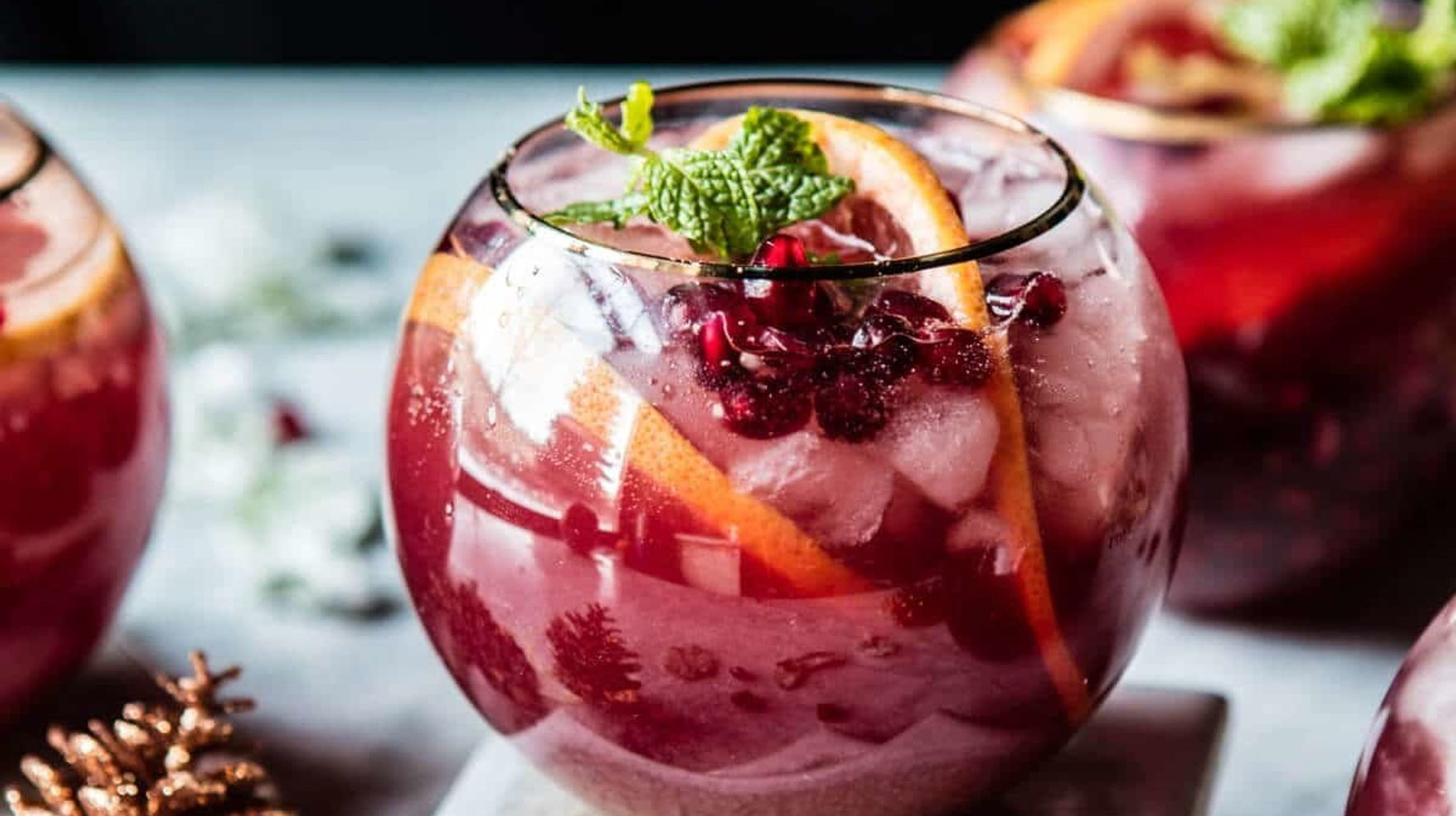 The Best Holiday Drink Recipes To Make With What's Already In Your Bar