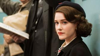 The Marvelous Mrs Maisel on Amazon