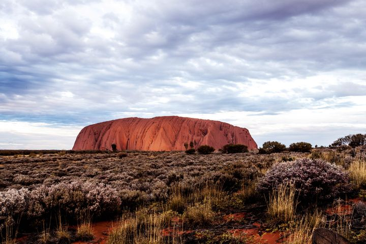 <p><strong>Uluru - The Sacred Rock</strong></p>