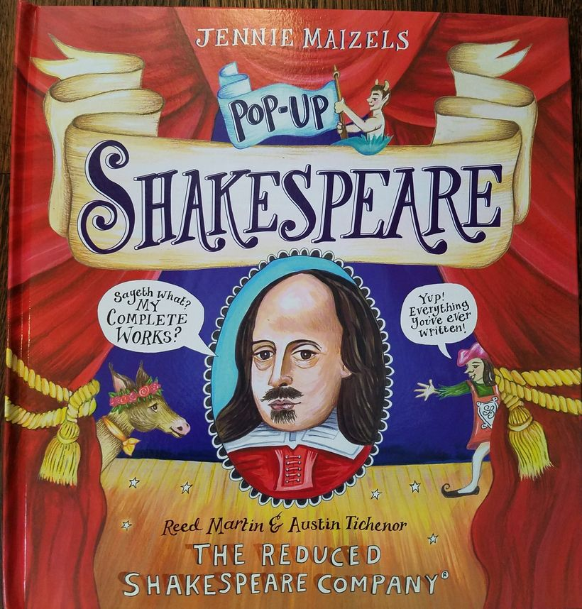 <em>Pop</em>-<em>Up Shakespeare</em>