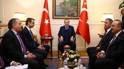 Μητσοτάκης σε Ερντογάν: Οι Ελληνοτουρκικές σχέσεις χρειάζονται ουσιαστική
