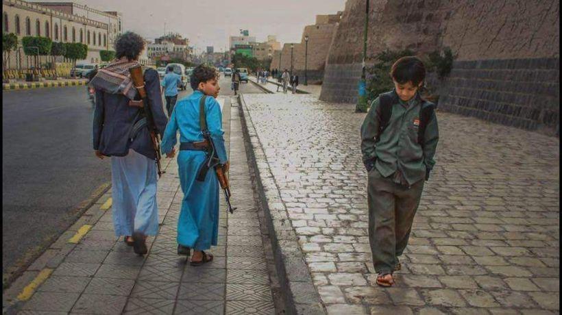 Sana'a, Yemen December 2017