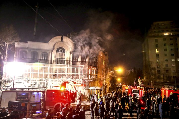 After Iranian protesters attacked the Saudi embassy in Tehran in early 2016, Saudi Arabia and its allies in the region slashe