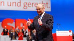 Επανεξελέγη αρχηγός του SPD ο Σουλτς. Με