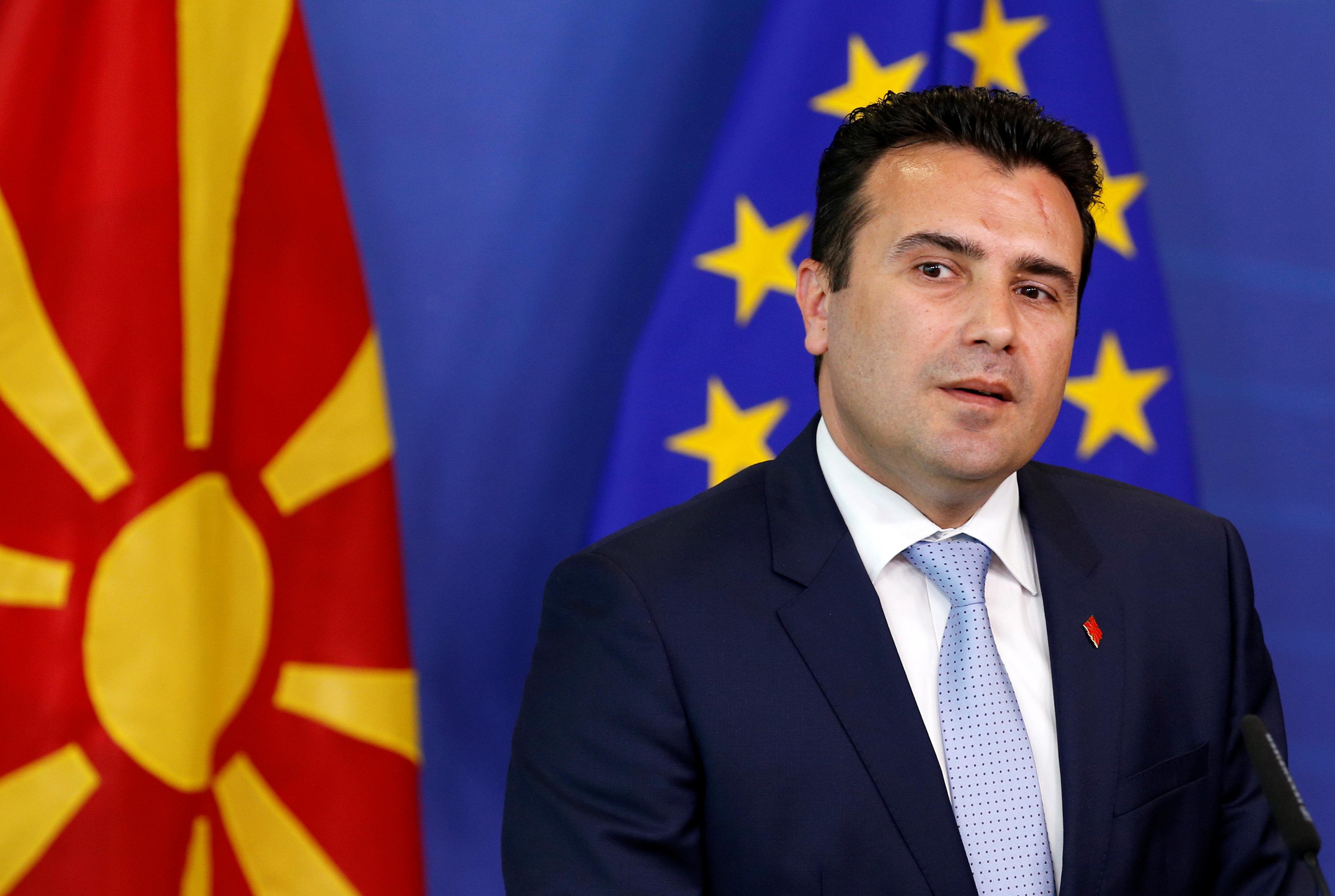 «Επί πολλά χρόνια η ΠΓΔΜ προκαλούσε την Ελλάδα», παραδέχεται ο πρωθυπουργός Ζόραν