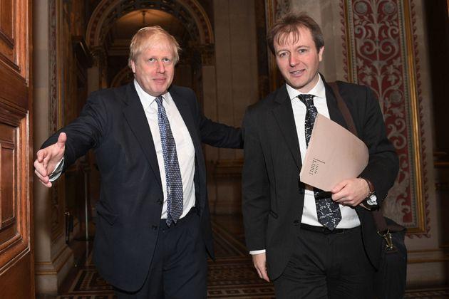 Richard Ratcliffe met Johnson last