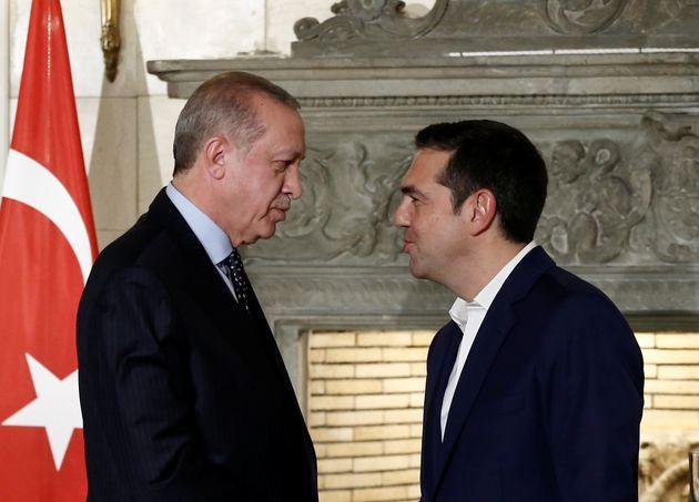 Μια πρώτη αποτίμηση των επαφών Ερντογάν στην