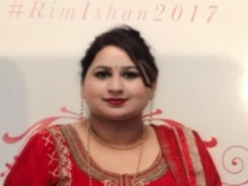 Police are searching for 34-year-old Amarit Kaur