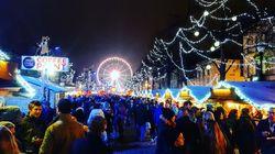 Χριστουγεννιάτικη βόλτα στα ευρωπαϊκά Christmas