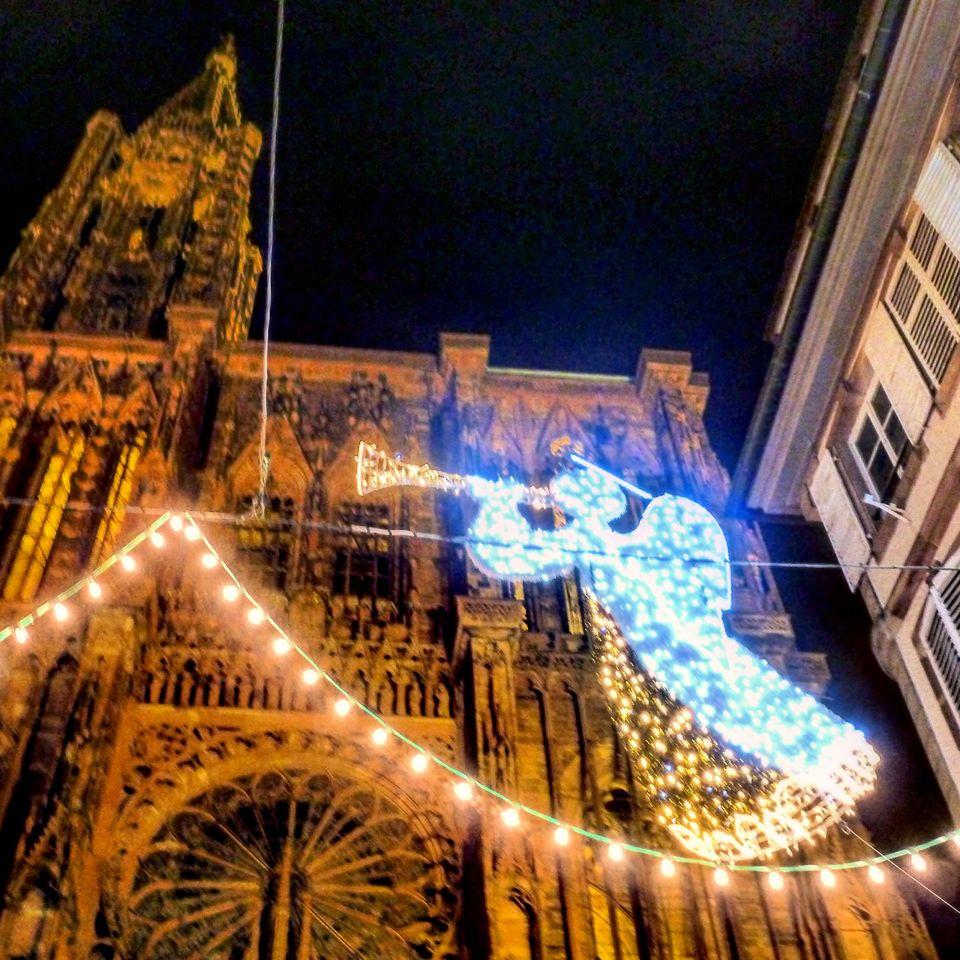 Το Στρασβούργο μεταμορφώνεται στην απόλυτη πόλη των