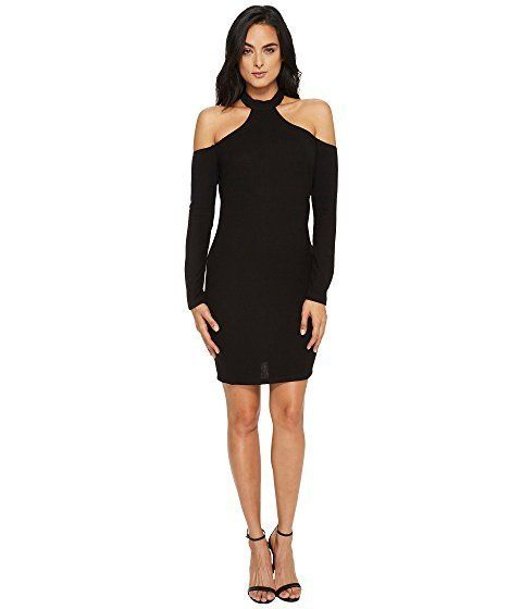 """<a href=""""https://www.zappos.com/p/cece-aria-halter-sweater-knit-dress-rich-black/product/9042548/color/255458"""" target=""""_blank"""