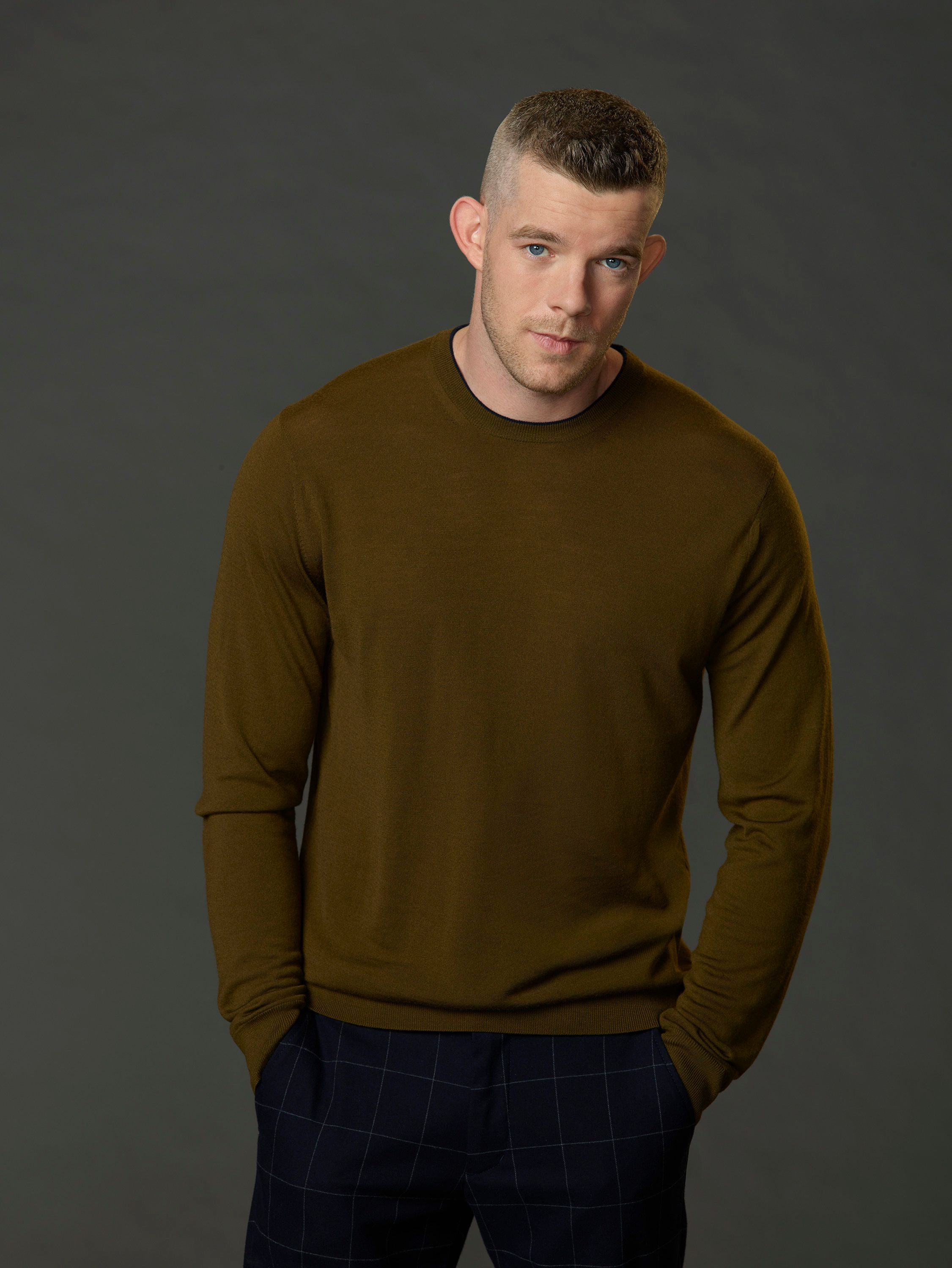 QUANTICO  ABCs 'Quantico' stars Russell Tovey as Harry Doyle. (Bob DAmico/ABC via Getty Images)