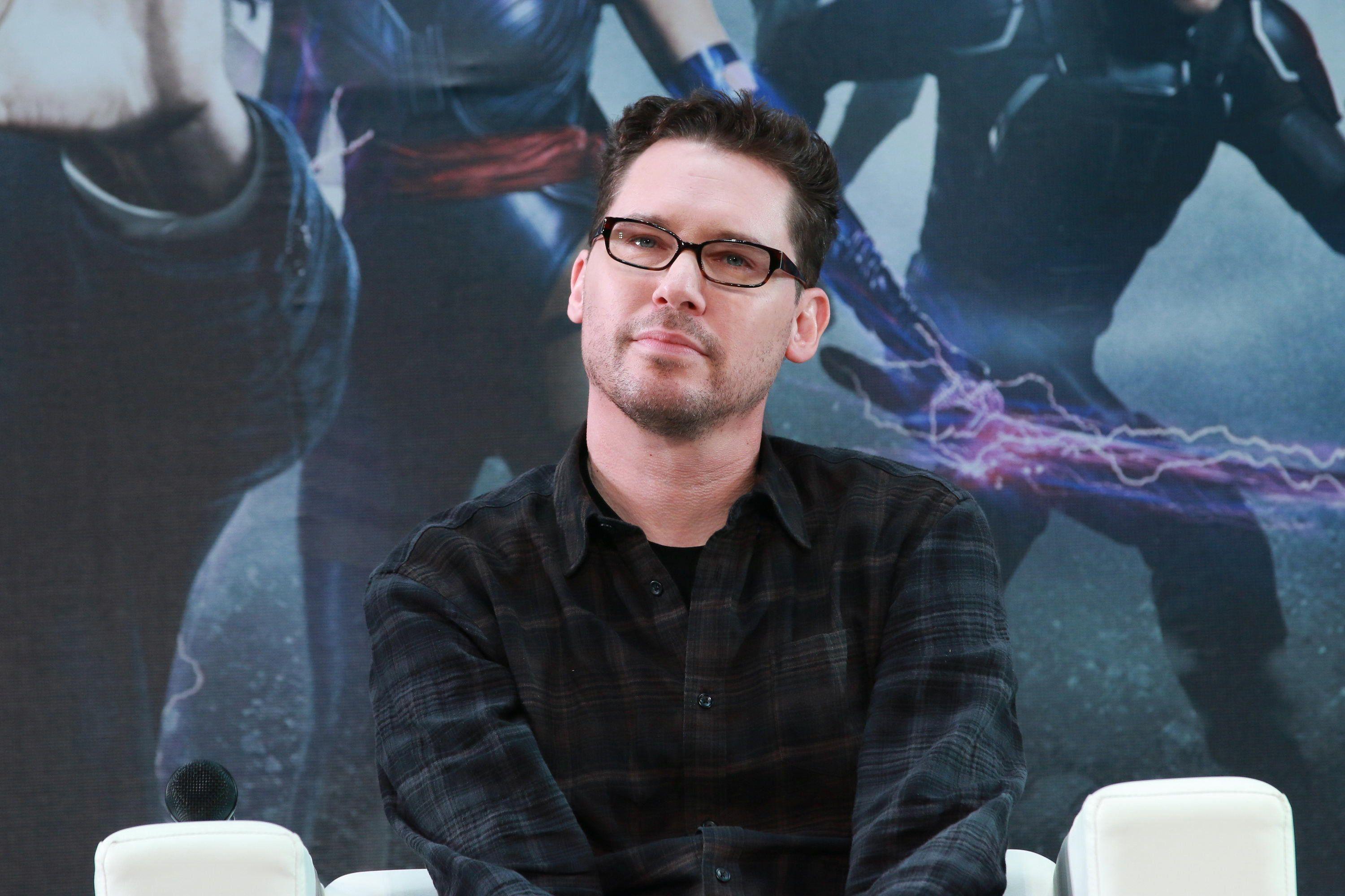 BEIJING, CHINA - MAY 18:  (CHINA OUT) American director and producer Bryan Singer attends Tsinghua campus visit for new movie 'X-Men: Apocalypse' on May 18, 2016 in Beijing, China.  (Photo by VCG/VCG via Getty Images)