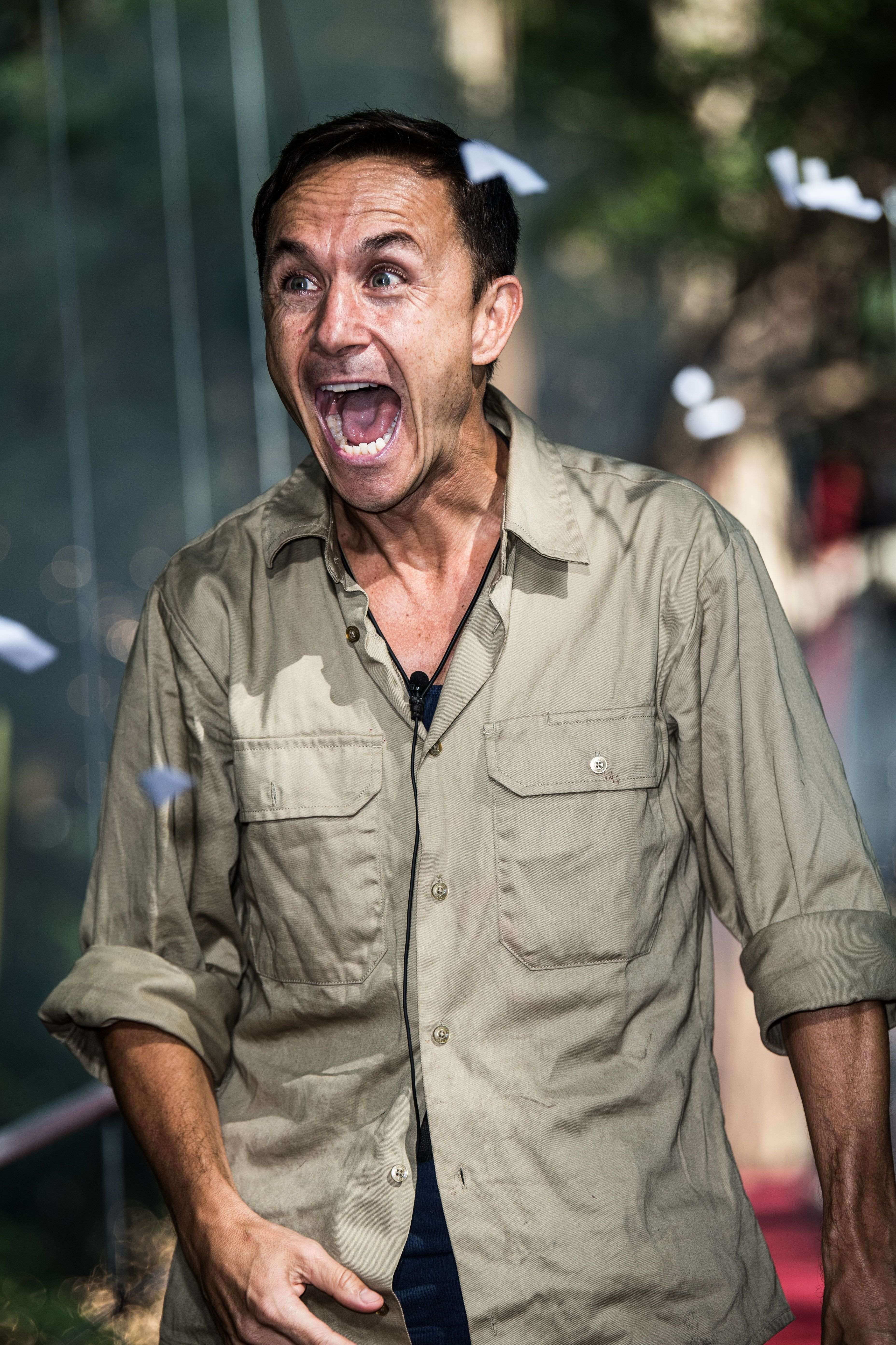 'I'm A Celebrity' Fans Rejoice As Dennis Wise Is Voted Off, Following 'Bullying'